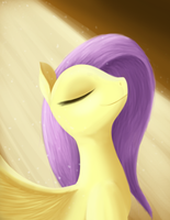 An Angel's Glow by dbluebird89d