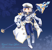 Hamel Navy Officer :: ARA by tobenu