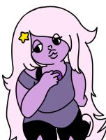 Amethyst from Steven Universe by Parabolic-Mind