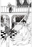 Staircase by emichii
