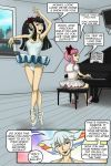 Satsuki's Little Show by Pizzabagel