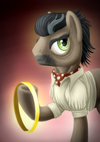 Caballeron by Wolframclaws