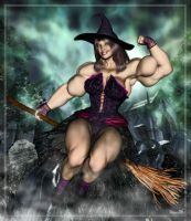 Lin: Bewitching by Stone3D
