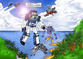 Transformers - Soundwave....is awesome!! by NodAvatar1985
