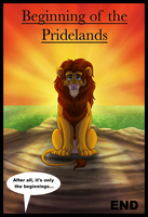 Beginning of the prideland page 130 by Gemini30