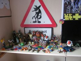 Crash Bandicoot collection part 2 by harrisonthehutt