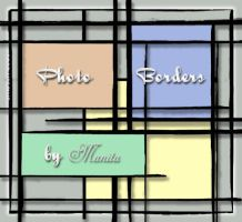 Photo Borders by manitu