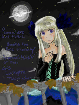 Somewhere Out THERE... by Captain-Libris