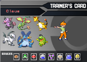 PokeBound Trainer Card Claus by The-Triforce-Kid