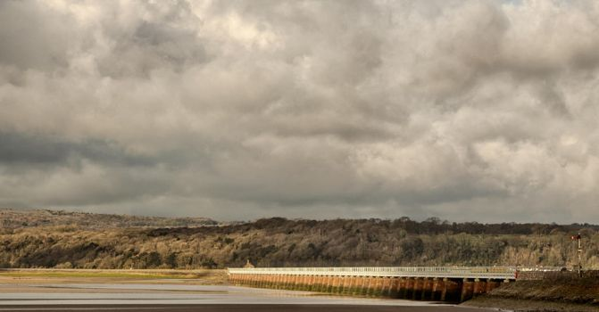 Arnside Viaduct by CharmingPhotography
