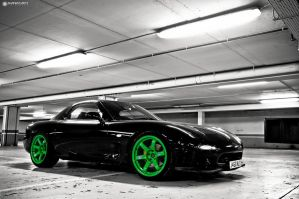 The Green Hornet by Attila-Le-Ain