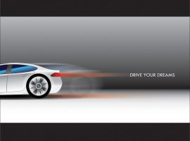 expermental: Drive your dream by Usayed