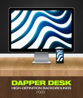 Dapper Desk 003 by illmatic1