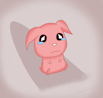 Little cute thinging crying by TiRiSh