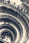 Museums of Vatican Stairway by Ana-D