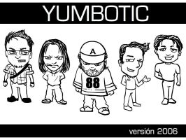 Yumbotic Team 2006 by WichoRocker