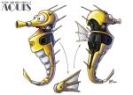 Project Needlemouse: Aquis by zonefox