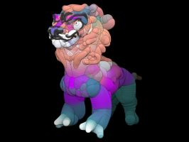 Foo Dog by Cissell