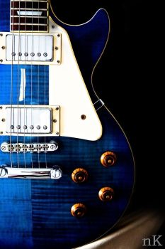 Les Paul 2 by fnlheaven413