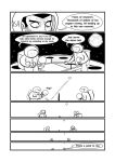 PA:SS 1 Hour Comic - Space Table Tennis by TheSharpness