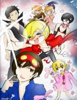 Gurren Ouran by Cheppoly