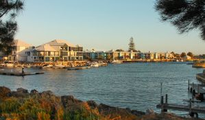 Up market Canal living in Mandurah WA by RaynePhotography