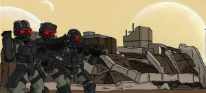 Death Corp by Steel123