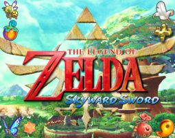 Skyward Sword Icon Pack (2.1) by FalcoEagle