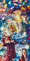 Doctor Who : Merry Christmas by KristyRomanchuk