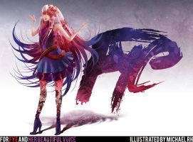 Vocaloid FYE by Halcyon-Enigma