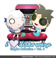 I Love Disko Warp Singles Collection Vol. 4 by GoshaDole