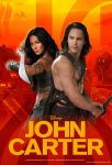 Alternate Universe JOHN CARTER Promo Poster by A13XANDER