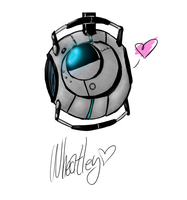 Wheatley by DeathDragon13
