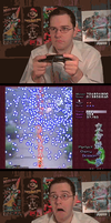 The reason why AVGN doesn't review touhou series by Dualer