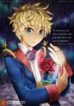 The Little prince - Ma rose by Nekozumi
