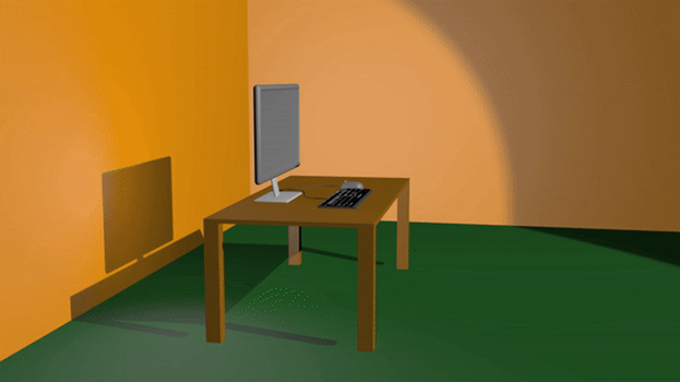 WIP 3DS Max Computer setup by pproky