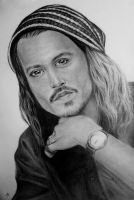 .:Johnny Depp:. by nellusatko