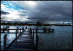 Another Jetty. by AbbottPhotoArt