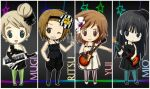 K-On Bookmarks by voco-artifex