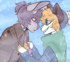 :You Already Belong To Me : by N3LL3H