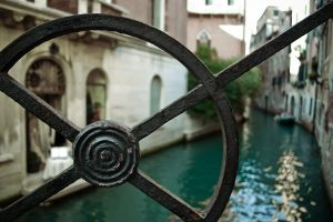 Roads of Venice by Evolve--R