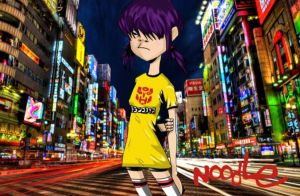 noodle in the city by mikedeviantart19