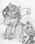 RD: EMS: Playing a little cat and mouse by mhedgehog21