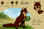 Keno Ref Sheet by X-Ray-Dog
