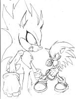 sonic super by jamce