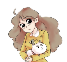 Bee and Puppycat by alyprincess221
