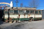 Old China bus Greatwall BCK653 by csscaptain