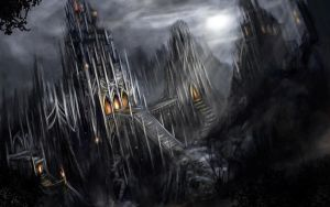 Dasteon - Fortress of Souls by shizen1102