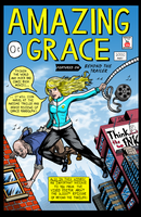 Amazing Grace Colored by eMokid64