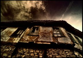 . : two roofs : . by kharax